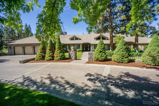 69919 California Trail, Sisters, OR 97759 (MLS #201910053) :: Berkshire Hathaway HomeServices Northwest Real Estate