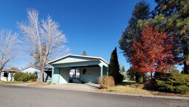 1001 SE 15th Street #129, Bend, OR 97702 (MLS #201910058) :: Fred Real Estate Group of Central Oregon