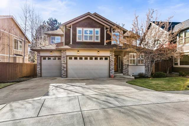 20467 SE Blue Ridge, Bend, OR 97702 (MLS #201910078) :: Windermere Central Oregon Real Estate