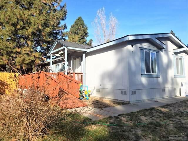 61000 SE Brosterhous Road #7, Bend, OR 97702 (MLS #201910090) :: Berkshire Hathaway HomeServices Northwest Real Estate