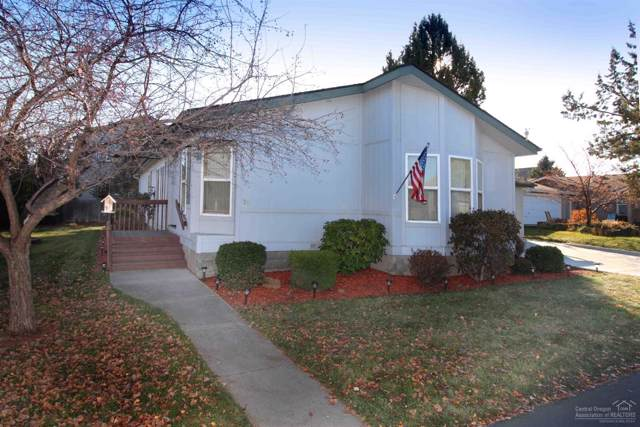 1188 NE 27th Street #31, Bend, OR 97701 (MLS #201910119) :: Windermere Central Oregon Real Estate