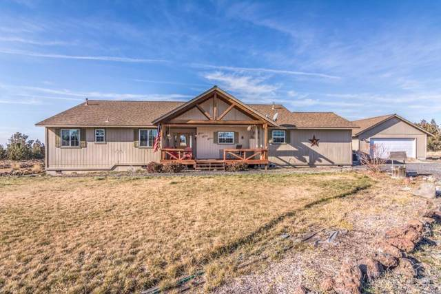 5185 SE Iowa Avenue, Prineville, OR 97754 (MLS #201910146) :: Berkshire Hathaway HomeServices Northwest Real Estate