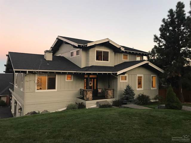 647 NW Powell Butte Loop, Bend, OR 97703 (MLS #201910167) :: Berkshire Hathaway HomeServices Northwest Real Estate