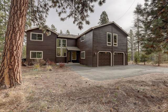 53562 Wildriver Way, La Pine, OR 97739 (MLS #201910212) :: Fred Real Estate Group of Central Oregon