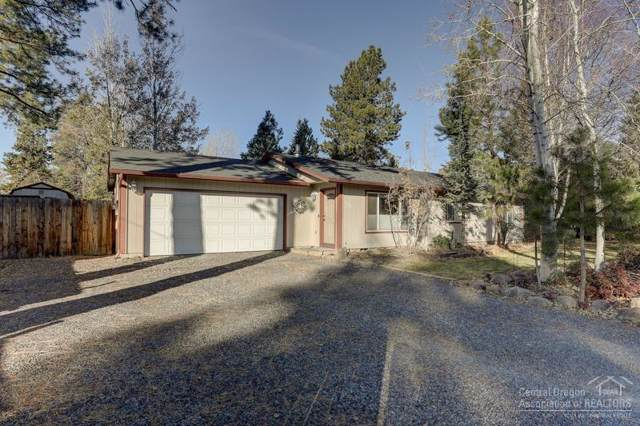 255 N Locust Street, Sisters, OR 97759 (MLS #201910216) :: The Ladd Group