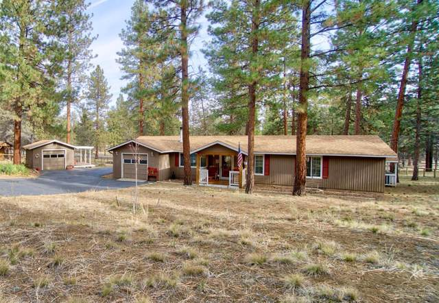 16067 Lower Cattle Drive, Sisters, OR 97759 (MLS #201910237) :: Team Birtola | High Desert Realty