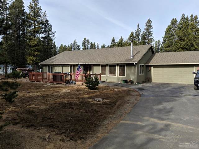 16038 Twin Drive, La Pine, OR 97739 (MLS #201910257) :: Fred Real Estate Group of Central Oregon
