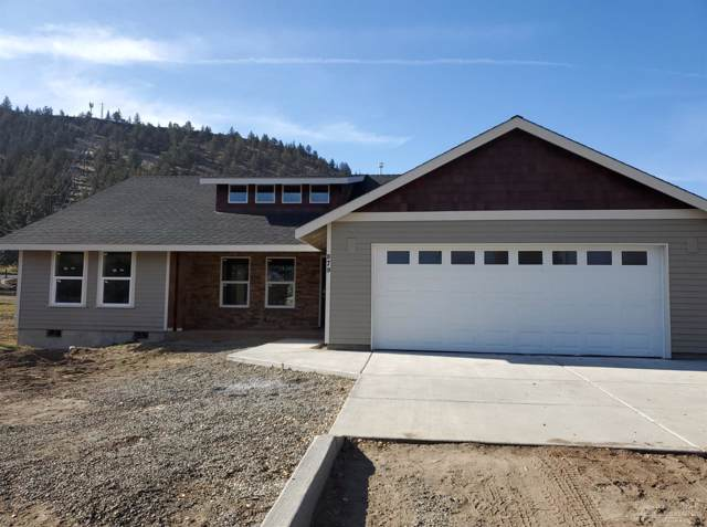 879 SW Cliffside Lane, Prineville, OR 97754 (MLS #201910262) :: Central Oregon Home Pros