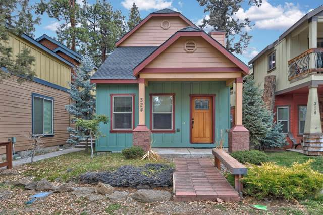 324 W Washington Avenue, Sisters, OR 97759 (MLS #201910264) :: Berkshire Hathaway HomeServices Northwest Real Estate