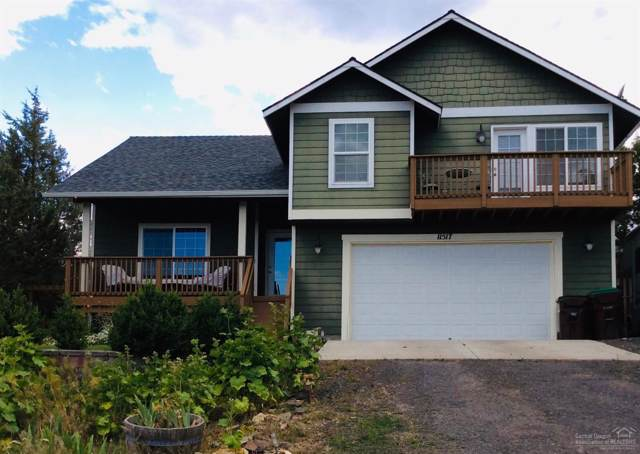 11517 NW Jordan Avenue, Prineville, OR 97754 (MLS #201910274) :: Central Oregon Home Pros