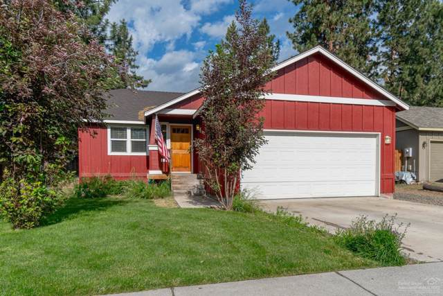 60987 Lodgepole Drive, Bend, OR 97702 (MLS #201910275) :: The Ladd Group