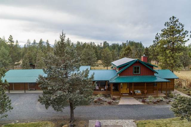 16955 Peterson Ridge Road, Bend, OR 97703 (MLS #201910278) :: Berkshire Hathaway HomeServices Northwest Real Estate