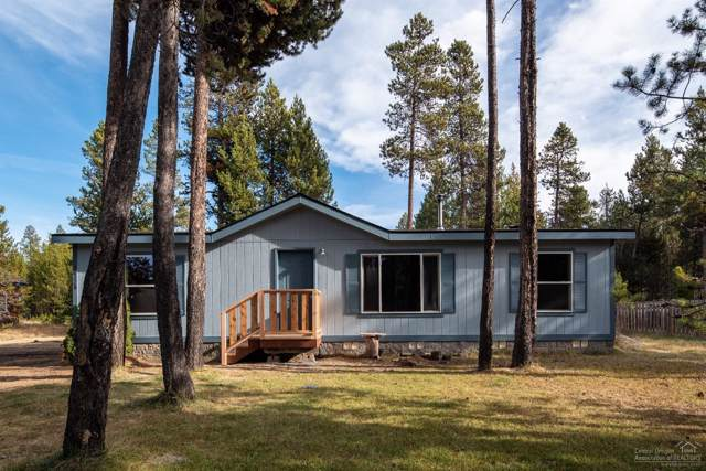 56228 Bufflehead Road, Bend, OR 97707 (MLS #201910289) :: Team Birtola | High Desert Realty