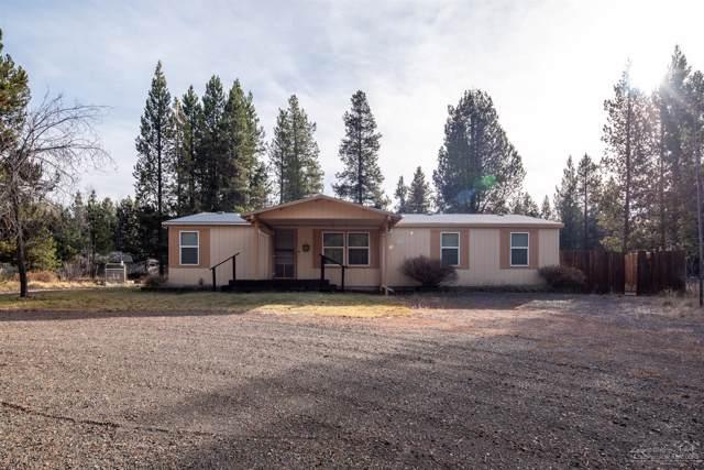 16175 Buena Vista Drive, La Pine, OR 97739 (MLS #201910302) :: Windermere Central Oregon Real Estate