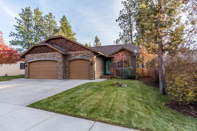 35 SW Cleveland Avenue, Bend, OR 97702 (MLS #201910303) :: The Ladd Group