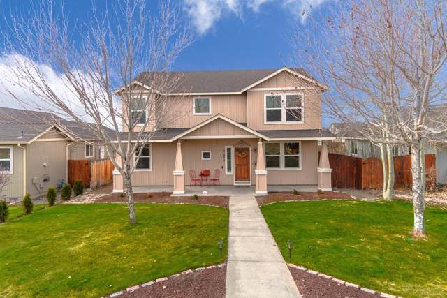 1261 NE 5th Street, Redmond, OR 97756 (MLS #201910337) :: Berkshire Hathaway HomeServices Northwest Real Estate