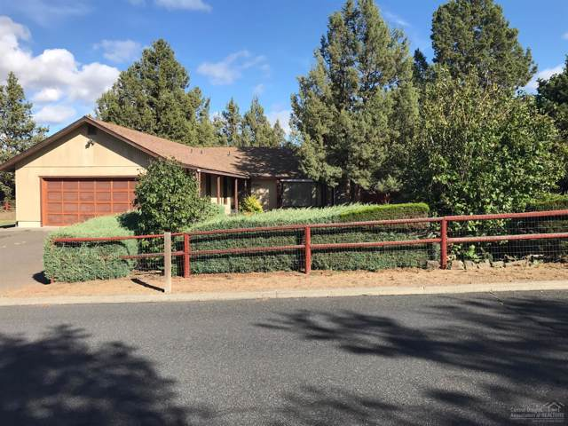 63650 NE High Standard Drive, Bend, OR 97701 (MLS #201910344) :: Fred Real Estate Group of Central Oregon