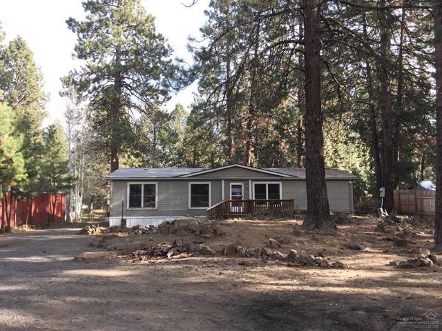18924 Choctaw Road, Bend, OR 97702 (MLS #201910391) :: Fred Real Estate Group of Central Oregon