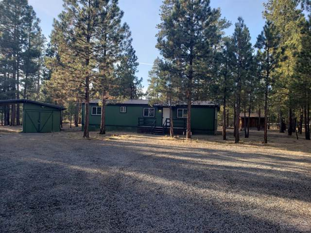 14714 Birds Eye, La Pine, OR 97739 (MLS #201910392) :: Fred Real Estate Group of Central Oregon