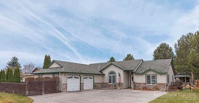 3715 SW Gene Sarazan Drive, Redmond, OR 97756 (MLS #201910396) :: Fred Real Estate Group of Central Oregon