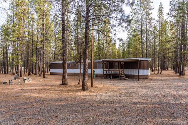 52475 Westley Loop, La Pine, OR 97739 (MLS #201910412) :: Fred Real Estate Group of Central Oregon