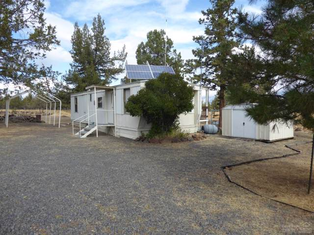 13228 SW Airstrip Lane, Culver, OR 97734 (MLS #201910428) :: Windermere Central Oregon Real Estate