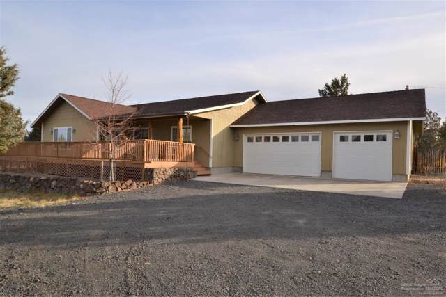 4681 SE Adobe Road, Prineville, OR 97754 (MLS #201910448) :: Berkshire Hathaway HomeServices Northwest Real Estate
