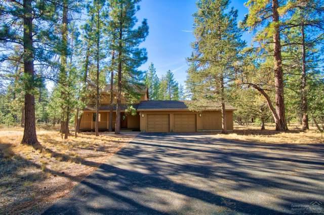 15179 Wagon Wheel, Sisters, OR 97759 (MLS #201910450) :: Berkshire Hathaway HomeServices Northwest Real Estate