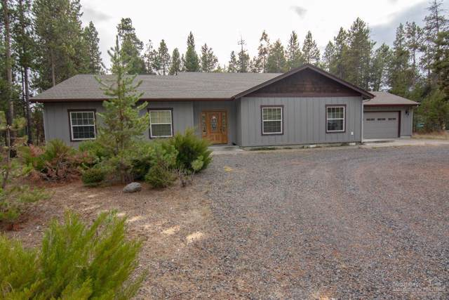 17160 Merganser Drive, Bend, OR 97707 (MLS #201910454) :: Windermere Central Oregon Real Estate