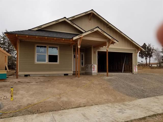 663 Rimrock Drive, Redmond, OR 97756 (MLS #201910458) :: Berkshire Hathaway HomeServices Northwest Real Estate