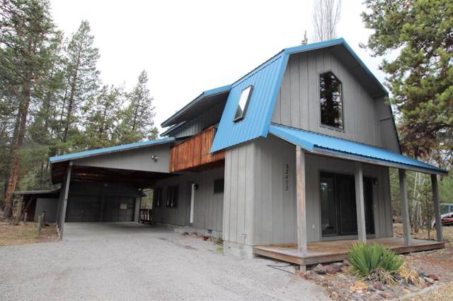 52493 River Pine Road Road, La Pine, OR 97739 (MLS #201910470) :: Berkshire Hathaway HomeServices Northwest Real Estate