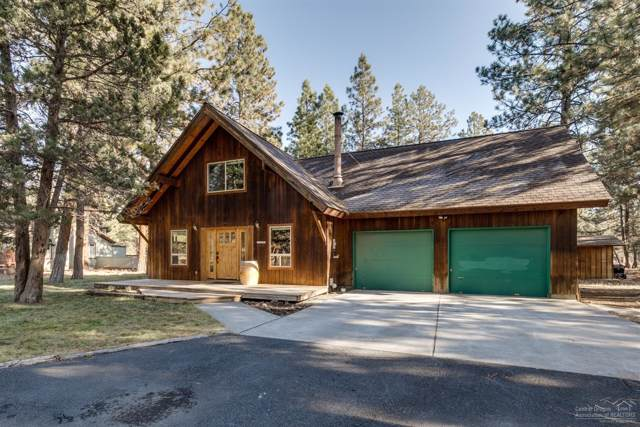 69250 Lucky Lady, Sisters, OR 97759 (MLS #201910475) :: Fred Real Estate Group of Central Oregon