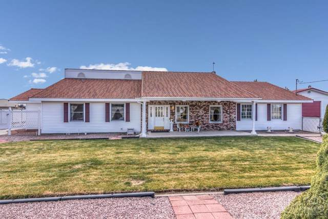 4344 SW Badger Avenue, Redmond, OR 97756 (MLS #201910494) :: Fred Real Estate Group of Central Oregon