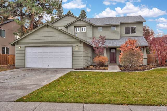 19989 Cliffrose Drive, Bend, OR 97702 (MLS #201910496) :: Windermere Central Oregon Real Estate