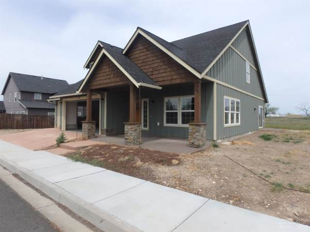 462 NW Divot Court, Madras, OR 97741 (MLS #201910503) :: Team Birtola | High Desert Realty
