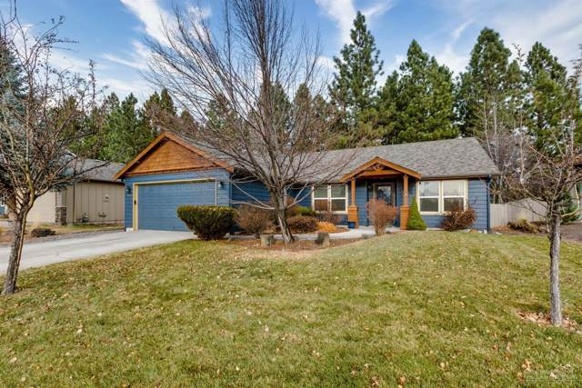 19579 Greatwood Loop, Bend, OR 97702 (MLS #201910514) :: The Ladd Group