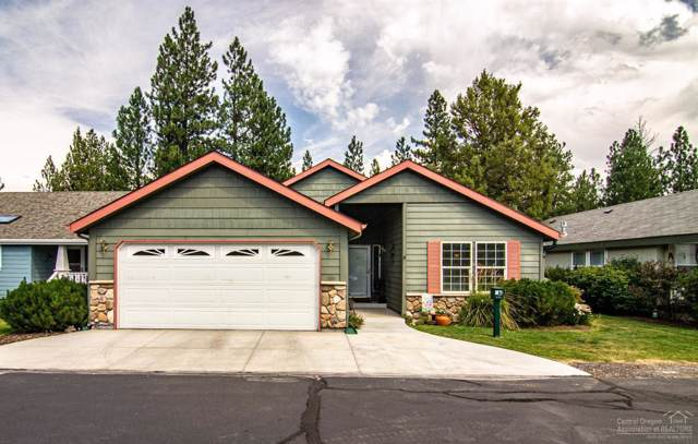348 N Wheeler Loop, Sisters, OR 97759 (MLS #201910518) :: Fred Real Estate Group of Central Oregon