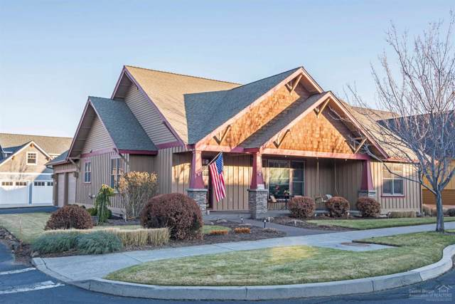 652 S Pine Meadow Street, Sisters, OR 97759 (MLS #201910548) :: Windermere Central Oregon Real Estate