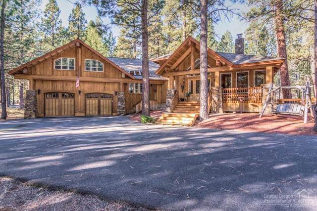 13125 Hawks Beard, Black Butte Ranch, OR 97759 (MLS #201910559) :: Fred Real Estate Group of Central Oregon