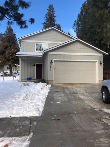 64580 Strickler Avenue, Bend, OR 97703 (MLS #201910604) :: Fred Real Estate Group of Central Oregon