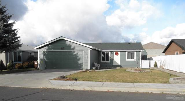 1495 NW Teal Loop, Prineville, OR 97754 (MLS #201910615) :: Fred Real Estate Group of Central Oregon