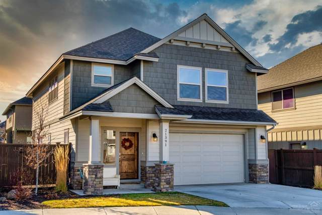 21391 NE Nolan Court, Bend, OR 97701 (MLS #201910618) :: The Ladd Group
