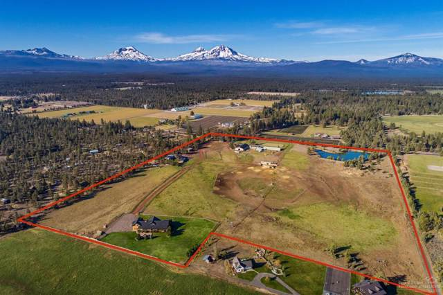 68020 Cloverdale Road, Sisters, OR 97759 (MLS #201910619) :: Fred Real Estate Group of Central Oregon