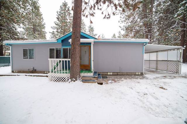 19276 Shoshone Circle, Bend, OR 97702 (MLS #201910659) :: Berkshire Hathaway HomeServices Northwest Real Estate