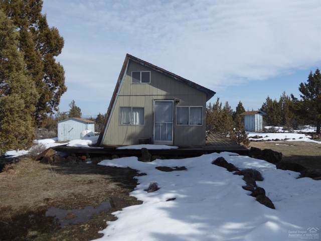 5195 SW Brandy, Culver, OR 97734 (MLS #201910665) :: The Ladd Group