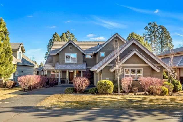 61848 Fall Creek Loop, Bend, OR 97702 (MLS #201910698) :: Fred Real Estate Group of Central Oregon