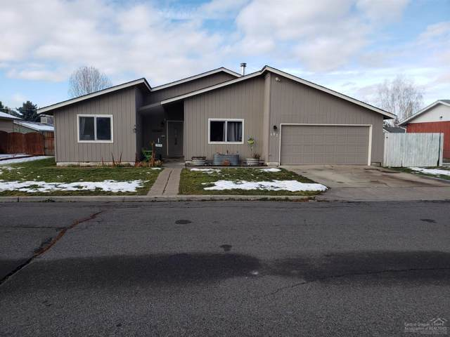 587 SE Knight Street, Prineville, OR 97754 (MLS #201910703) :: Fred Real Estate Group of Central Oregon