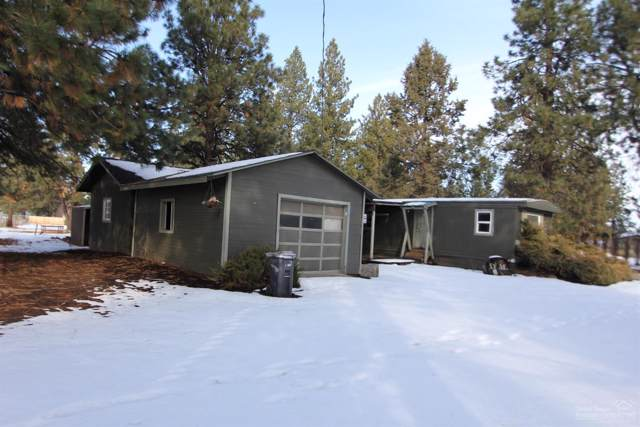 60299 SW Cinder Butte Road, Bend, OR 97702 (MLS #201910712) :: Central Oregon Home Pros