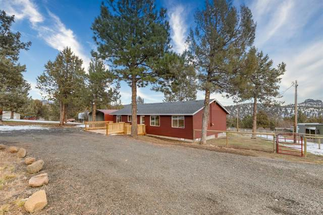 14950 SE Loafer Avenue, Prineville, OR 97754 (MLS #201910735) :: The Ladd Group
