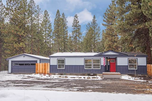 60211 Cinder Butte, Bend, OR 97702 (MLS #201910739) :: The Ladd Group